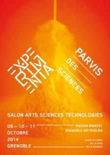 Salon Experimenta, du 9 au 11 octobre 2014 à Grenoble