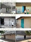 Revalorisation de maisons en torchis en Colombie