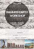 Rammed earth workshop
