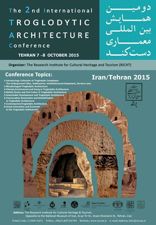 The Second International and Specialized Congress on Troglodytic Architecture