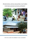 Assessing local building cultures for resilience & development