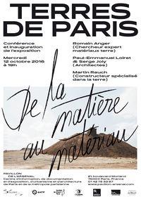 Exposition Terres de Paris