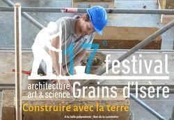 Festival Grains d'Isère Hors les murs à Four
