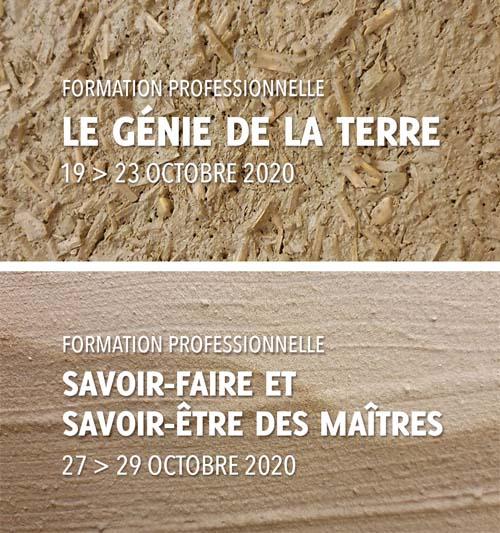 Terre, Femmes et Savoir-faire (Octobre 2020, Les Grands Ateliers)