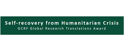 """Résultats du projet """"Self-recovery from Humanitarian Crisis"""""""